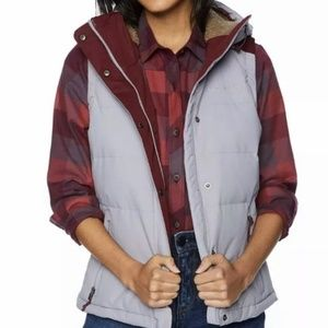 🍁🆕️🍁 NWT COLUMBIA CHALLENGER HOODED VEST